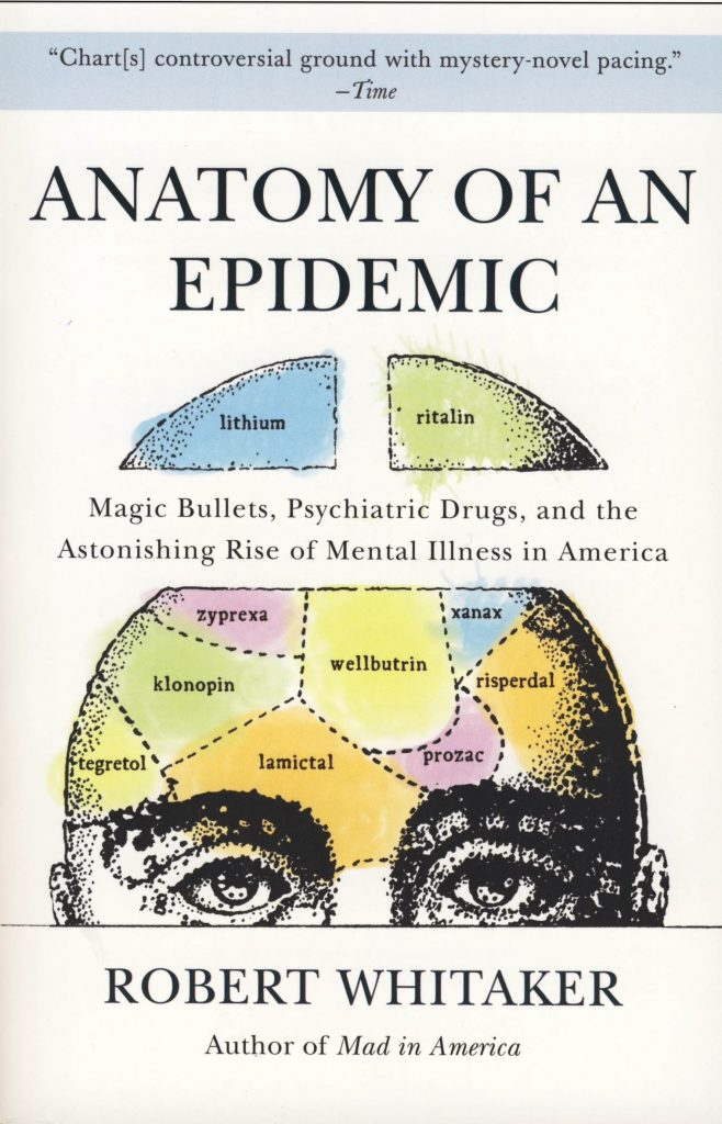 """Book Review: """"Anatomy of An Epidemic""""   Harper West"""