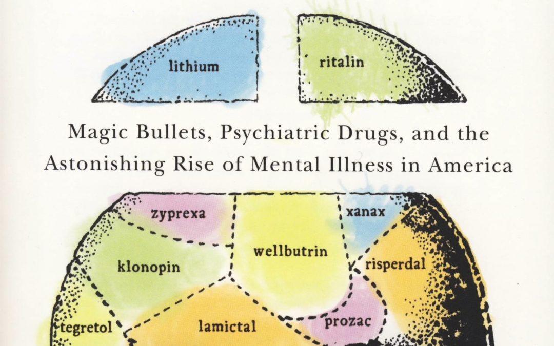 Anatomy of an Epidemic, Robert Whitaker, book