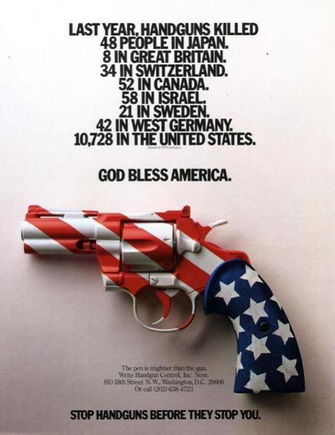 gun violence, statistics, psychological damage of gun violence